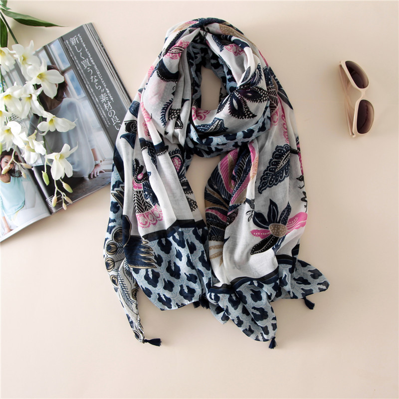 overside muslim tassel scarves and shawls art bohemina scarf muslim wrap hijab cotton viscose sarong beach towel long(China (Mainland))