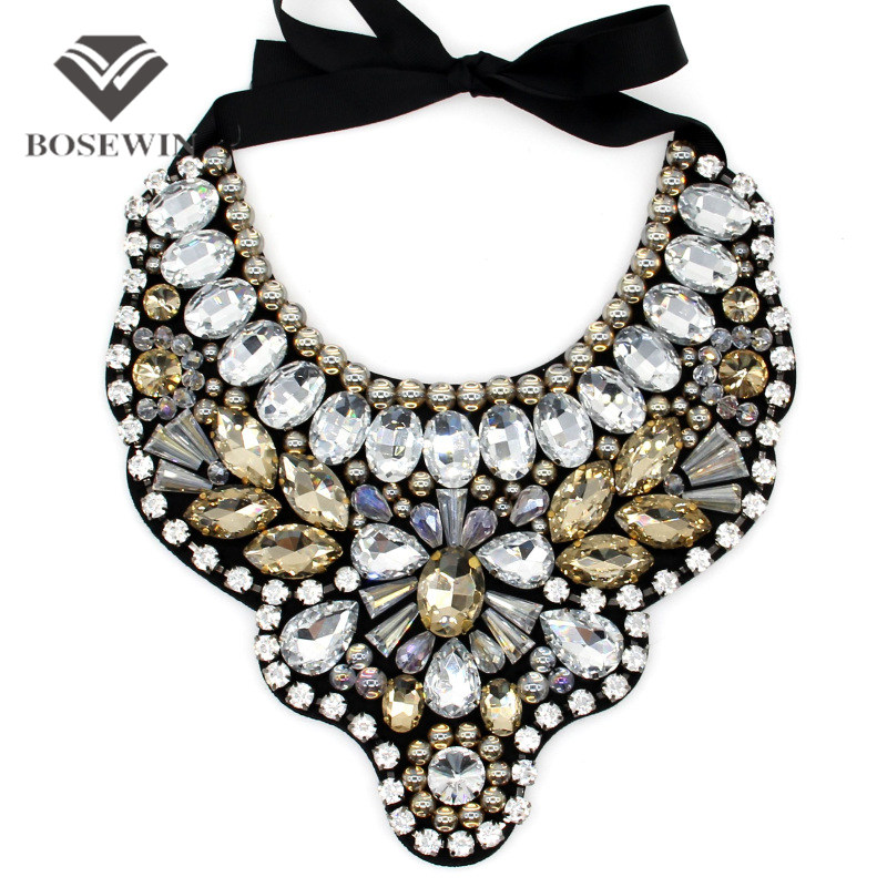 Chunky Necklaces. Make a stylish statement with the newest chunky necklaces. From colorful frontal designs to multi-stone bib silhouettes, these sophisticated stunners are .