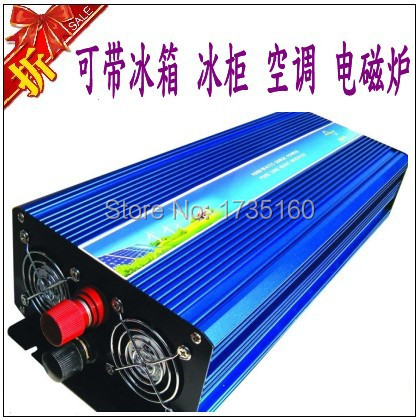 Homeuse fridge inverter DC to AC 2500W Inverter Pure Sine Wave Power Inverter CC a CA 2500W Inverter(China (Mainland))
