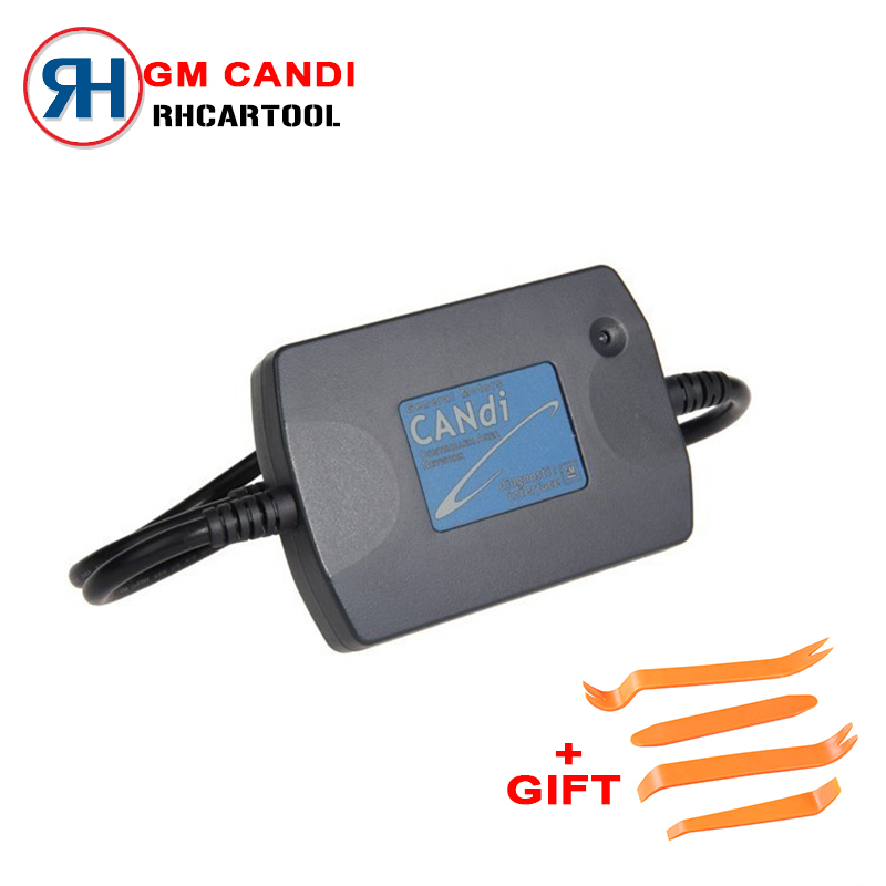 Cheapest G M Tech 2 for GM TECH2 CANDI Interface module for GM tech2 auto diagnostic connector adaptor Hot Sale Free Shipping(China (Mainland))