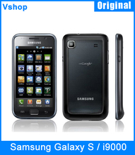 Refurbished Original Samsung Galaxy S / i9000 3G SmartPhone 2GBROM 4.0 inch Android 2.1 Support Dual SIM WIF Bluetooth