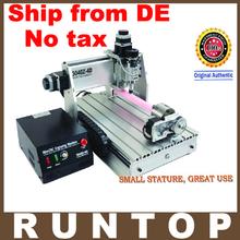 Ship from DE  Four-axis 4 Axis Ball Screw CNC Router Engraver Engraving Machine CNC 3040 Z-4D
