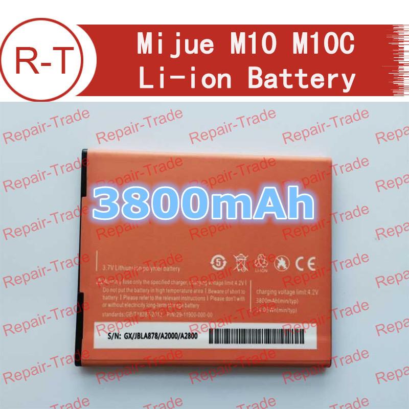 Гаджет  Original Battery High Quality 2200mAh Li-ion Battery Replacement Battery For mijue M10 Smart Phone Free Shipping None Электротехническое оборудование и материалы