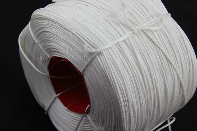 Free Shipping 1000M/Piece 1500LB uhmwpe Fiber Braid Kite Surfing Line SUPER POWER 2.5mm 12 weave