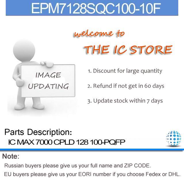 EPM7128SQC100-10F IC 7000 CPLD 128 100-PQFP EPM7128SQC100 7128SQC10 EPM7128SQC1 7128SQC100 EPM7128SQ 7128SQC100(China (Mainland))