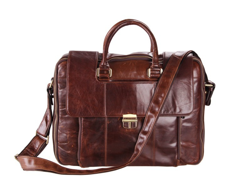 Здесь можно купить  7227C Free Shipping Wholesale  Genuine Vintage Leather Chocolate Men Briefcase Messenger Bag Cross Body Purse 5PCSlLOT 7227C Free Shipping Wholesale  Genuine Vintage Leather Chocolate Men Briefcase Messenger Bag Cross Body Purse 5PCSlLOT Камера и Сумки