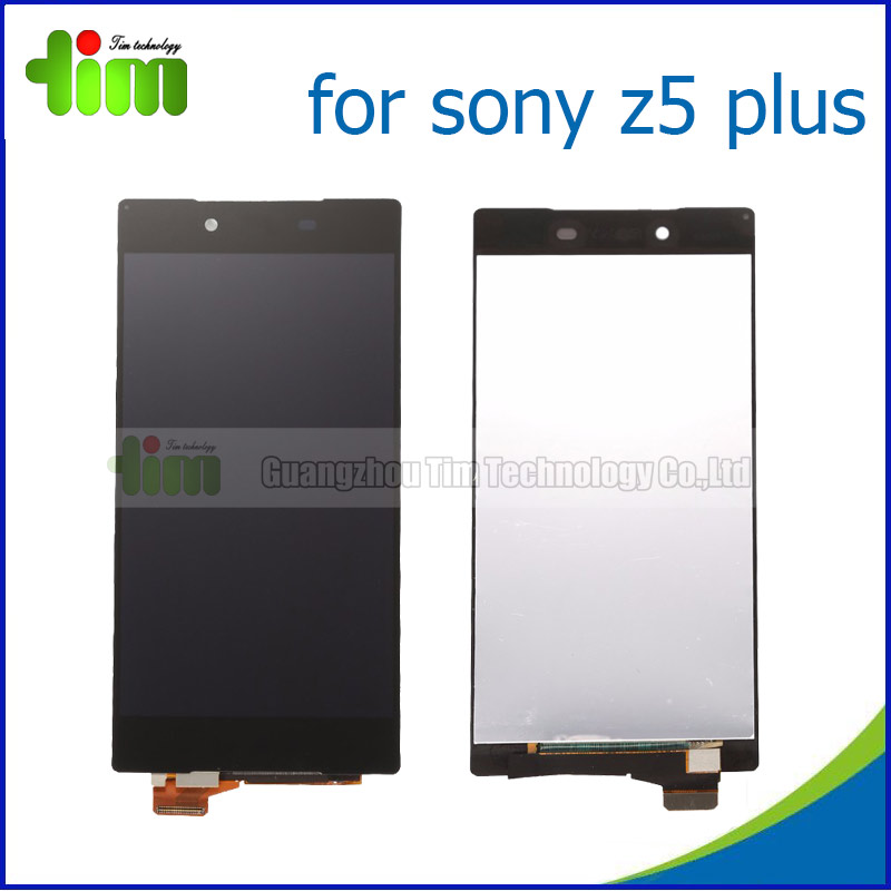 Фотография LCD Display For Sony Xperia Z5 Premium / Plus E6853 E6883 with Touch Screen Digitizer assembly replacement