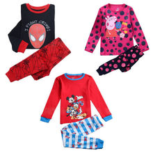 Christmas Kid Girl Boy Nightwear Pajamas Sleepwear(China (Mainland))