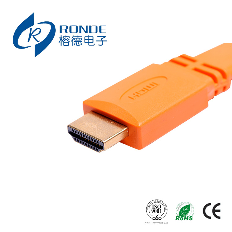 Free Shipping Premium Cable hdmi 1.4v Male to Male Cable Adapter M/M for HDTV Computer 1080p PS3 HDTV LCD(China (Mainland))