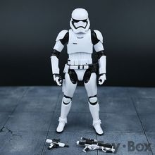 Star Wars The Force Awakens The Black Series Darth Maul Darth Vader Kylo Ren Captain Phasma Stormtrooper Boba Fett Figure Model(China (Mainland))