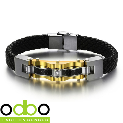 Buy products more than$10(mix product),free shipping,new style Leather Jewelry Fashion Unique Kingly charm men Bracelet TY-PH809(China (Mainland))