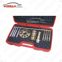 18 Pcs Heavy Duty Wheel Hub Puller Set Multi Autos Bolts M12x1.5 M14x1.5 WT05013(China (Mainland))