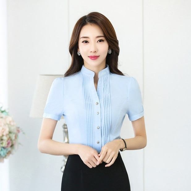 Compare Prices on Blue Sky Chiffon Blouse- Online Shopping/Buy Low ...