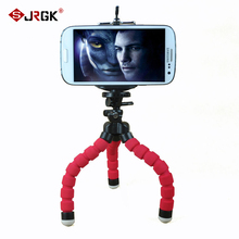 Stand tripod Flexible Octopus tripod Bracket Selfie for iphone Car Phone Holder for Mobile Phone Camera Monopod Accessories