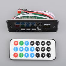 New Useful Mini Remote Control USB SD FM RS-MMC MP3 Audio Player Module DC5V-12V DIY High Quality Best Price