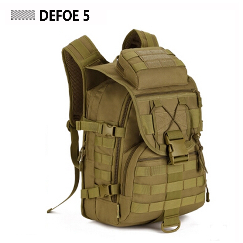 40L camping bags ,waterproof Molle backpack military 3P Tad Tactical Backpack assault travel bag for men cordura(China (Mainland))