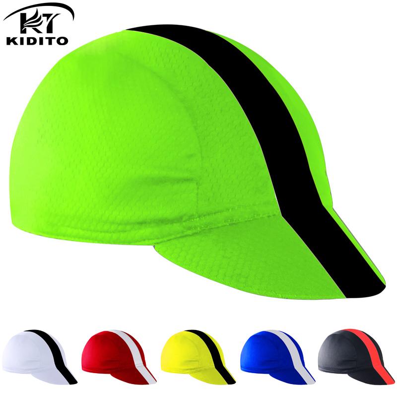 KIDITOKT Flour Green Outdoor Sport Men Baseball Bike Bicycles Male Jersey Moto Headwear Helmet Headband Hats Bandana Cycling Cap(China (Mainland))