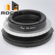 Buy Pixco Lens Mount Adapter Suit Nikon F Mount G Lens SONY FZ mount Adapter PMW-F3 F5 F55 F Video Camera for $168.70 in AliExpress store