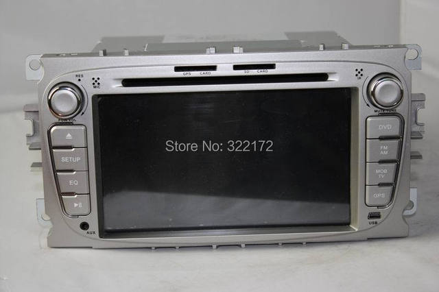 Car Radio Audio DVD Player GPS For FORD Mondeo Tourneo Connect Transit Connect S-max Free Shipping
