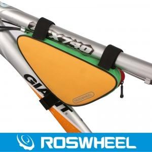 Bicycle triangle bag Saddle bag Road Bike Bag 4 Colors Front Tube Bag Polyester