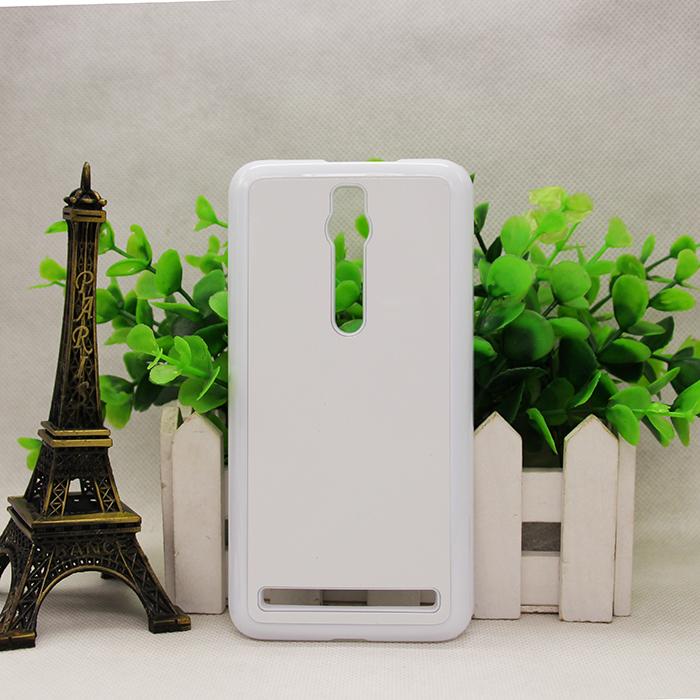 DIY 2D Sublimation Heat Press PC cover case with Metal Aluminium plates for Asus ZenFone 2 ZE551ML 100pc/LOT