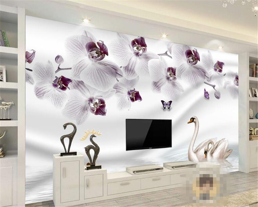 Purple Flower Wallpaper For Bedroom Purple Flower Wallpaper For Living Room Yes Yes Go