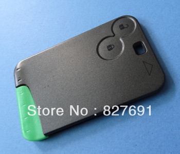 High quality BEST PRICE  2 Button Remote key shell for Renault Laguna WITHOUT LOGO/ FOB key case