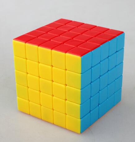 [Speed Demon Cube Store]QiYi 5x5x5 MoFangGe Magic Cube Puzzle Cube Game Cube's(China (Mainland))