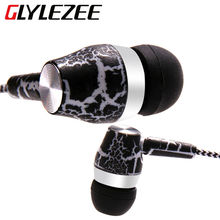 Glylezee Crack Earphone Cloth Rope Earpieces Stereo Bass MP3 Music Headset with Micrphone for Cellphone MP3 MP4(China (Mainland))