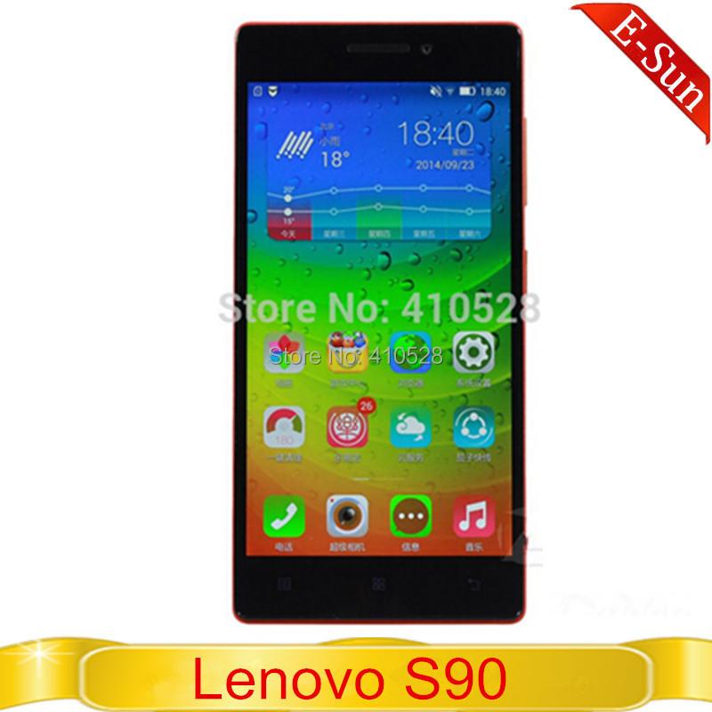 Мобильный телефон Lenovo S90 5 HD IPS 4.4.4 13.0mp 2 4 g FDD LTE universal usb male to micro usb male data sync