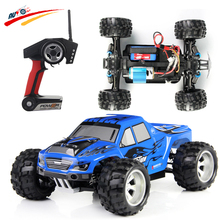 RC Car Wltoys A979 Toys 1:18 Scale 2.4g 4wd High Speed Automobile Race Off-road Rc Car Electric Monster Truck(China (Mainland))