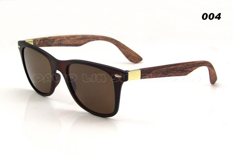 Popular Frames For Women s Glasses 2015 : 2015 Coating Eye Glasses Men Wood Sunglasses Fashion Gafas ...