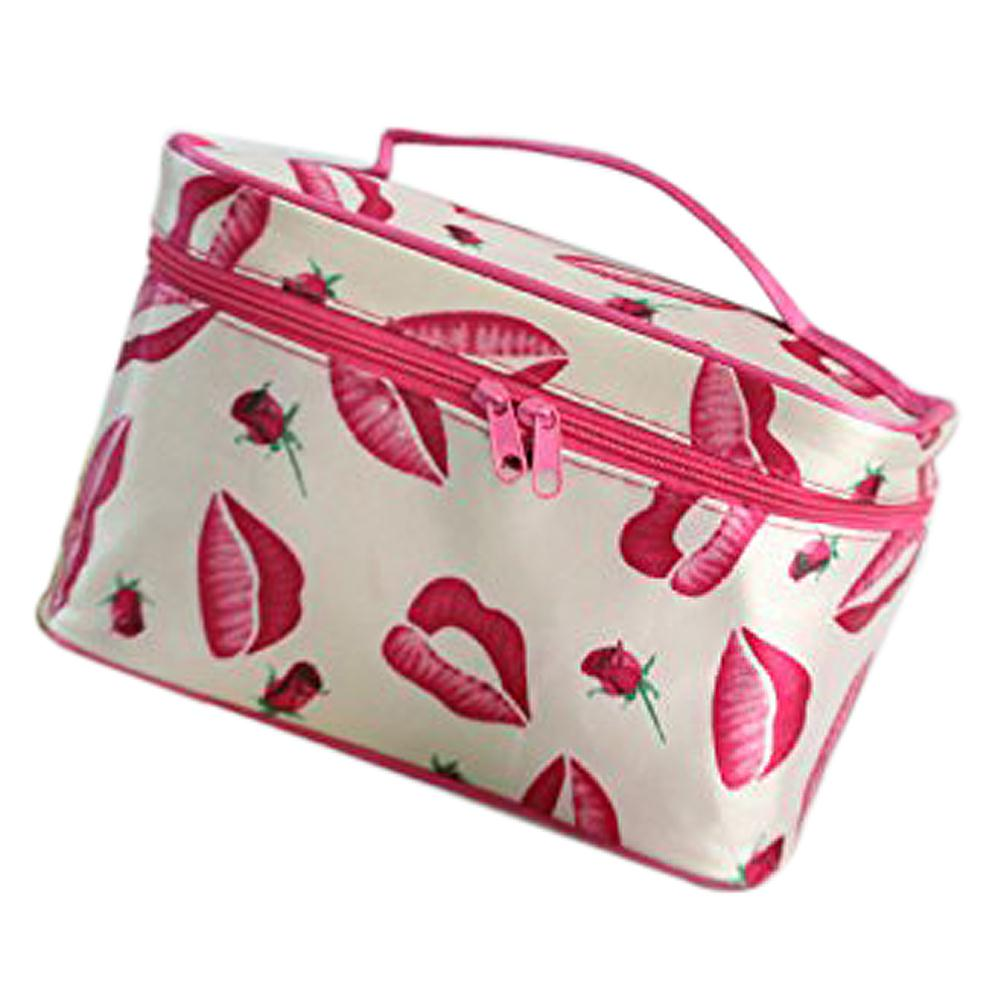Гаджет  2015 Hot And NewCosmetic Bag Makeup Pouch Case Toiletry Bag Make-Up Bag  None Изготовление под заказ
