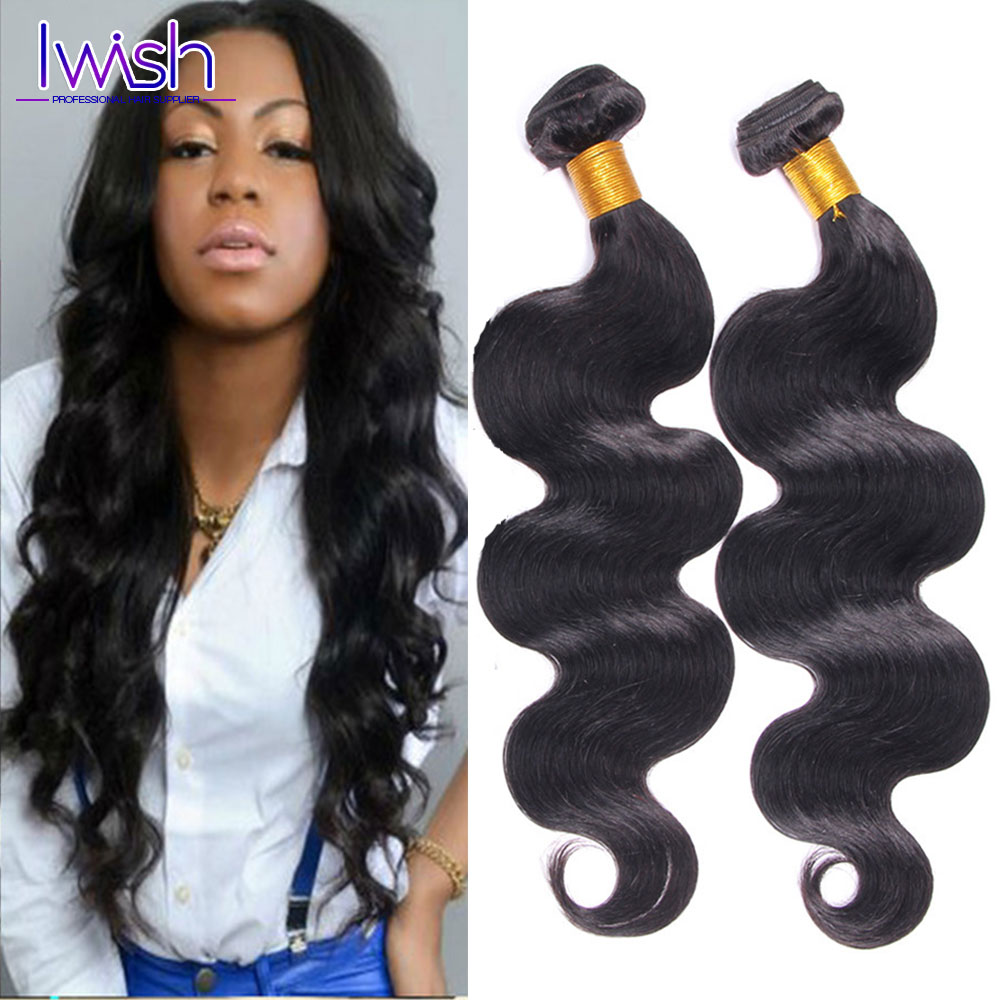 7A Grade Brazilian Virgin Hair Body Wave 3 Bundles Ms Lula Brazilian Body Wave Unprocessed Virgin Brazilian Hair Weave 100g/Pcs