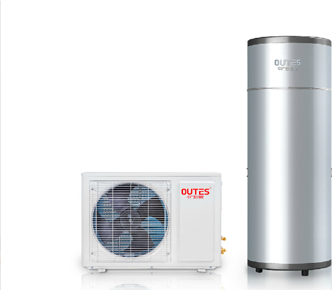 OUTES Air energy solar collectors 100L 3700W two grade energy efficiency(China (Mainland))