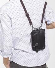 Sports Men waist bag waist pack Cigarette Packaging Small Shoulder Messenger Bag Multi-purpose Man bag(China (Mainland))