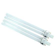 SDFC 2pcs 11W Base of G23 Bulb Light UV Sterilizer UV Lamp for Aquarium(China (Mainland))