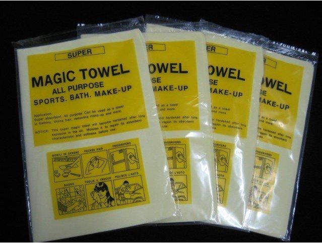 Toalla m gica utilizado para limpiar el coche toallitas - Productos para limpiar el bano ...
