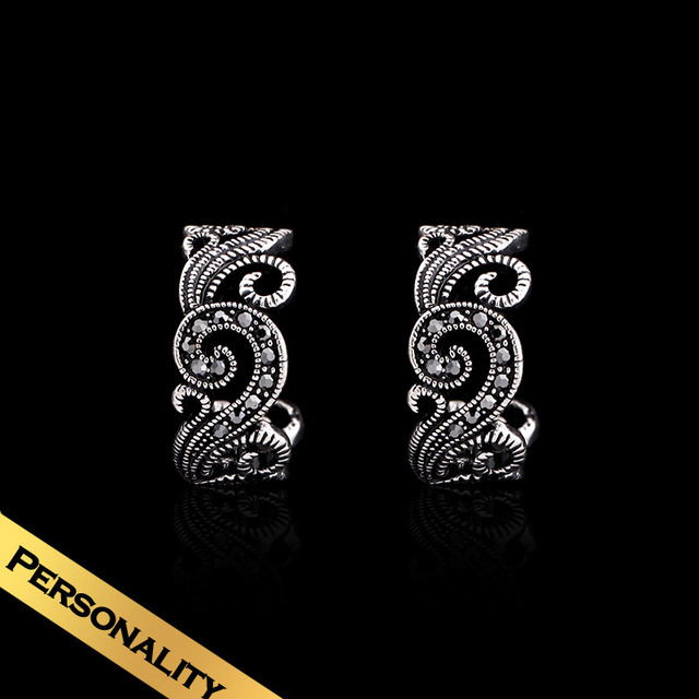 Special Stud earrings Vogue Personality Classic Vintage jewelry New product Free shipping EH13A092010