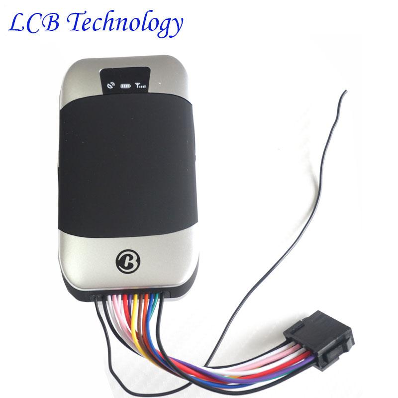 New Original Car Motorcycle GSM GPRS GPS Real Time Quan Band Tracker GPS303I GPS303 TK303I Google Map SMS Location Link Tracker(China (Mainland))