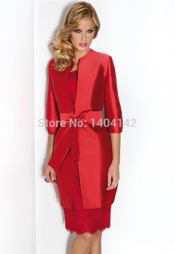 Mother Of The Bride Red Dresses - Ocodea.com