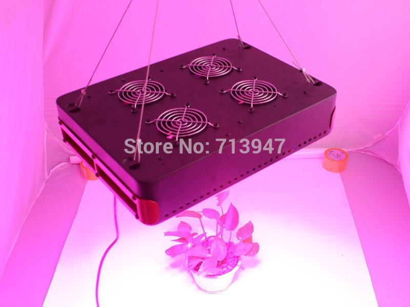1X high quality apollo 180W LED grow lamp express free shipping(China (Mainland))