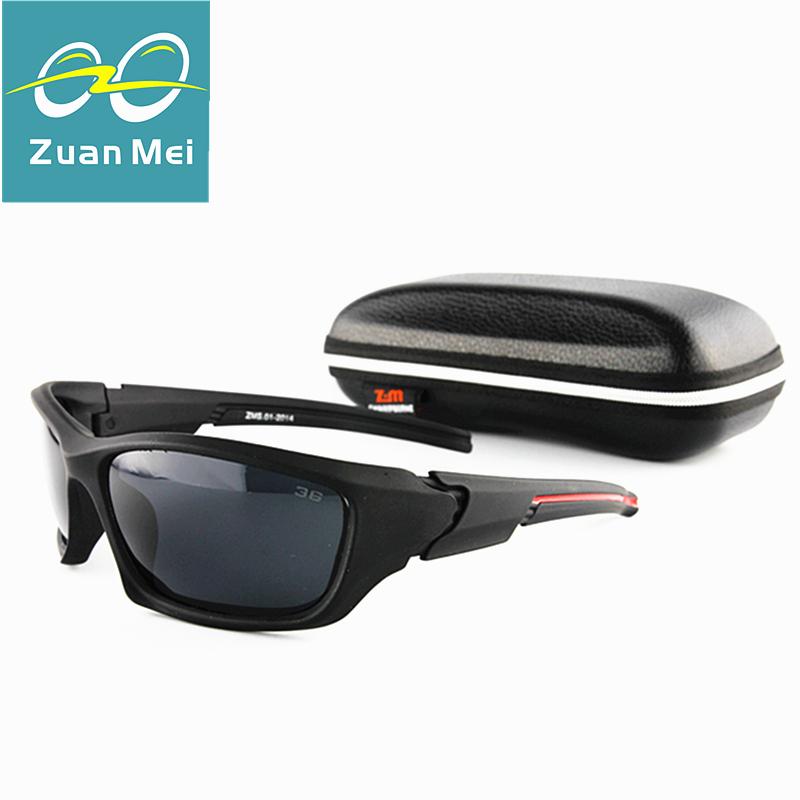 Гаджет   New 2014 Sport Sunglasses Men/Women Brand Designer Cycling Glasses Fishing Sunglasses Men Polarized Oculos De Sol Z.MS-01-N None Одежда и аксессуары