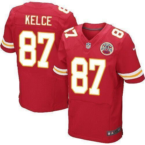 2017 Men Kansas City Chief, 87# Travis Kelce Jeremy Maclin 19,Marcus Peters 22#,29# Eric Berry, elite Red white, stitched logo(China (Mainland))