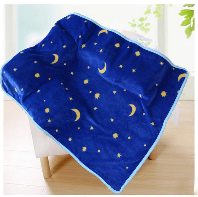 80 * 100 см аден anais ватки аниме одеяло на кровати ткани принадлежностей манатов ...