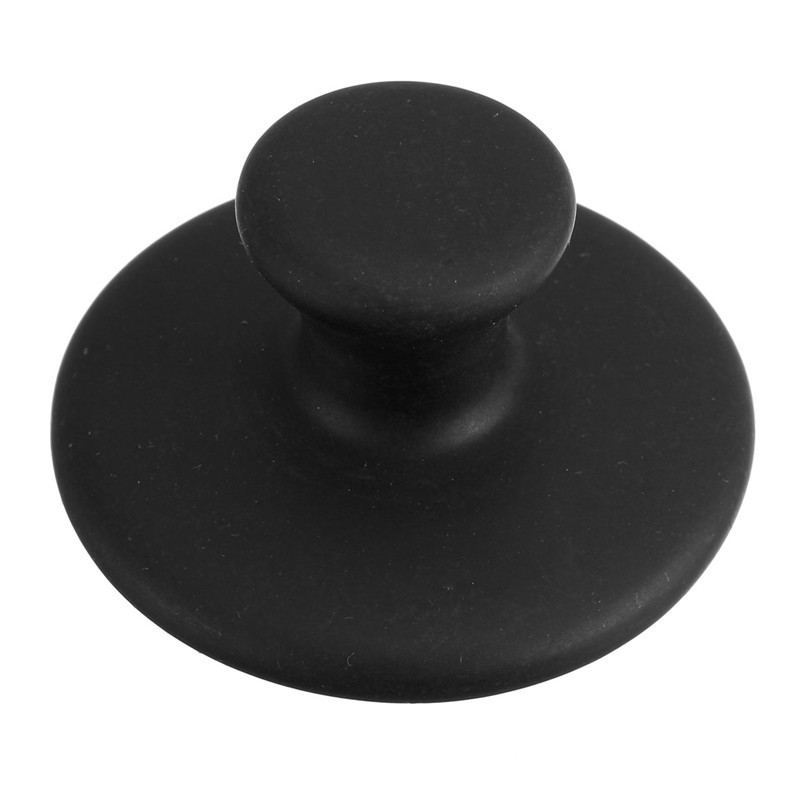 1PCS Black Stone Needle Mushroom Shape Gua Sha Body Massage Tool Relaxation Health Care Massager Facial Massage Stone 65x40mm(China (Mainland))