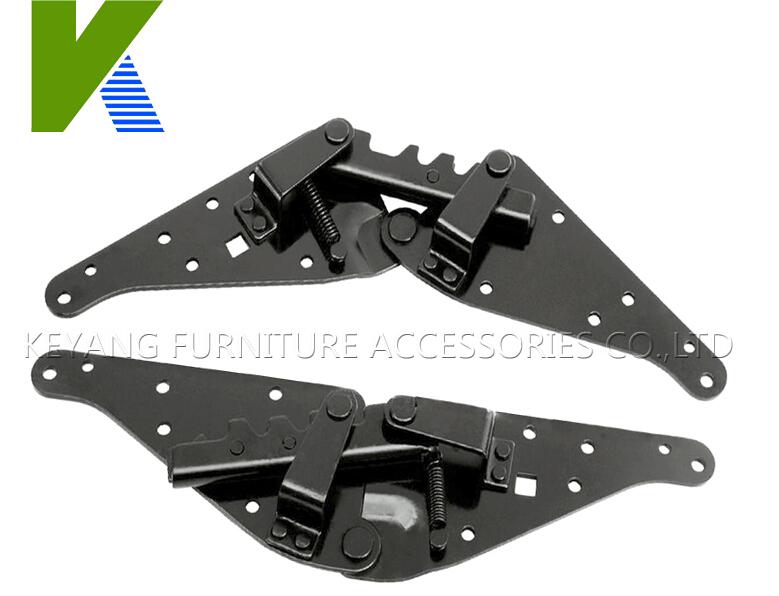 Adjustable Metal Sofa Bed Mechanism Folding Sofa Hinges KYA022-2(China (Mainland))