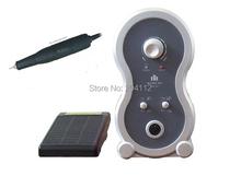Upgrade! 50000RMP Micro nail pedicure drills set  Free shipping ( only silver color 220v ) same price as 35000rmp!(China (Mainland))