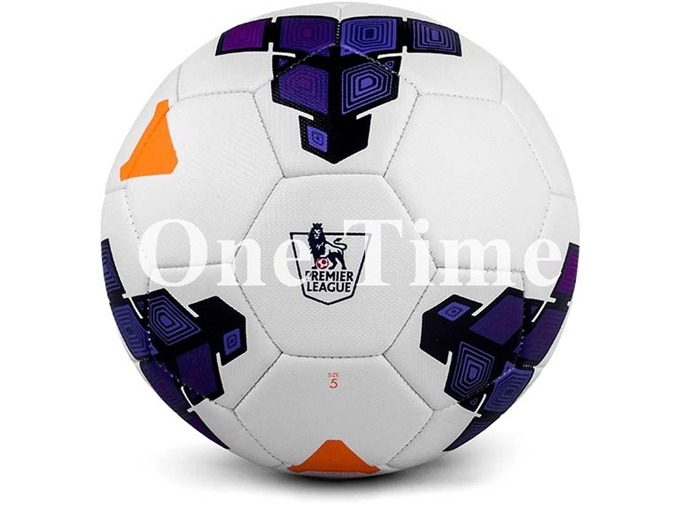 2015 Hot Sale Premier League Match Ball Top Quality Soccer Ball TPU Machine Stiched Official Weight Size 5 Football For Match(China (Mainland))