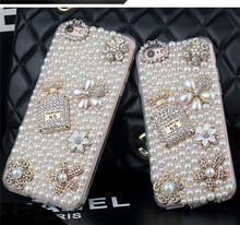 Buy New Luxury Perfume Rhinestone Diamond Phone Cover Lenovo K6 K6 Note Phab2 Plus Vibe X3 S90 ZUK Z2 Z2 Pro A2010 K5 PLUS Cases for $5.52 in AliExpress store